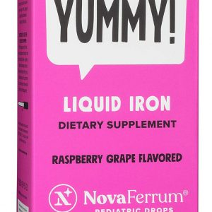 Nova Ferrum Pediatric Iron Drops 120 ml.