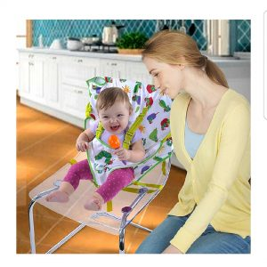 Eric Carle Portable travel High Chair