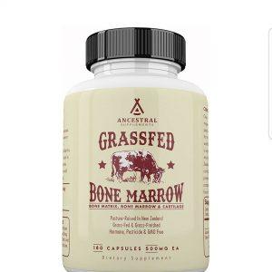 Ancestral Supplements Grass Fed Bone Marrow — Whole Bone