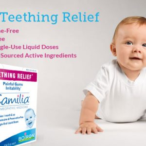 Camilia Teething Relief (Homeopathic)