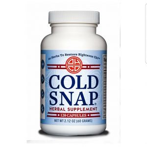OHCO Cold Snap 120 Capsules – Ease Cold and Flu Symptons – Herbal Medicine – High-Quality  Remedies