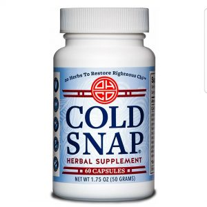 OHCO Cold Snap 60 Capsules – Ease Cold and Flu Symptons – Herbal Medicine – High-Quality  Remedies