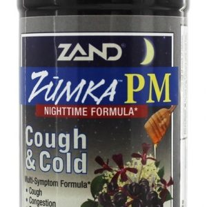 Zand Cold, Flu & Allergy Formula Zumka PM Cough &