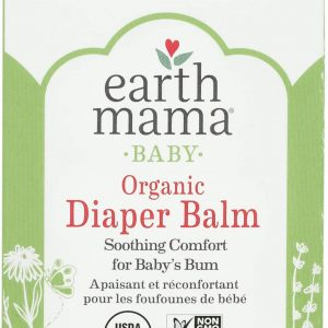 Earth Mama  Baby, Organic Diaper Balm, 2 fl oz (60 ml)