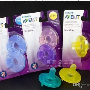 Philips Avent Soothie Pacifier Made in USA