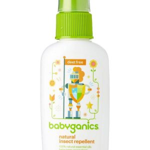 Babyganics Natural Insect Repellent (sivri sinek koruyucu) Deet free 2 oz, 59 ml