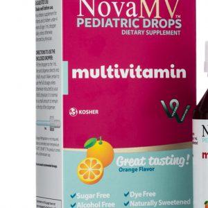 NovaMV Multivitamin Pediatric Drops (50 ml)