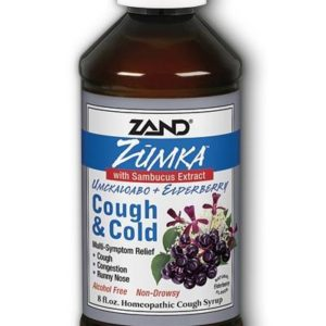 Zand Cold, Flu Allergy Formula Cough  Any Time