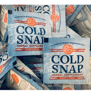 30 capsules. Cold Snap  15 Size Packs (each pack 2 capsules)