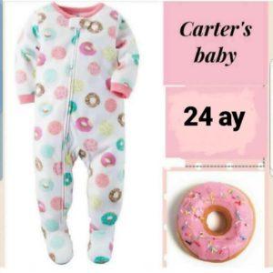Carter's Kiz Bebek Polar Tulum 24 Ay