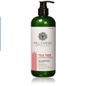 Mill Creek Botanicals Tea Tree Shampoo (414 ml) Yetiskin icin