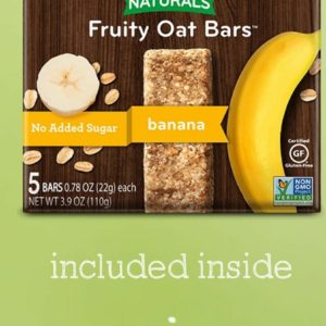 Beech-Nut® ( Stage 4 )12+ Banana Fruity Oat Bars