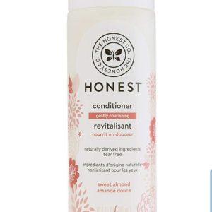 The Honest Company Detangling Hair Conditioner (Honest Saç kremi)- Perfectly Gentle Sweet Orange Vanilla – 10 Fluid Ounces (296 ml)